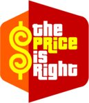"Logo of the television game show ""The Price is Right"""